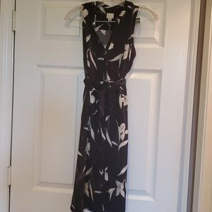 A New Day Floral midi dress